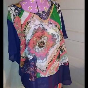 Tops - Beautiful Plus Size Blouse Bundle!!!!